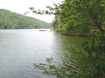 Acreage on Lake Wedowee Big Tallapoosa River